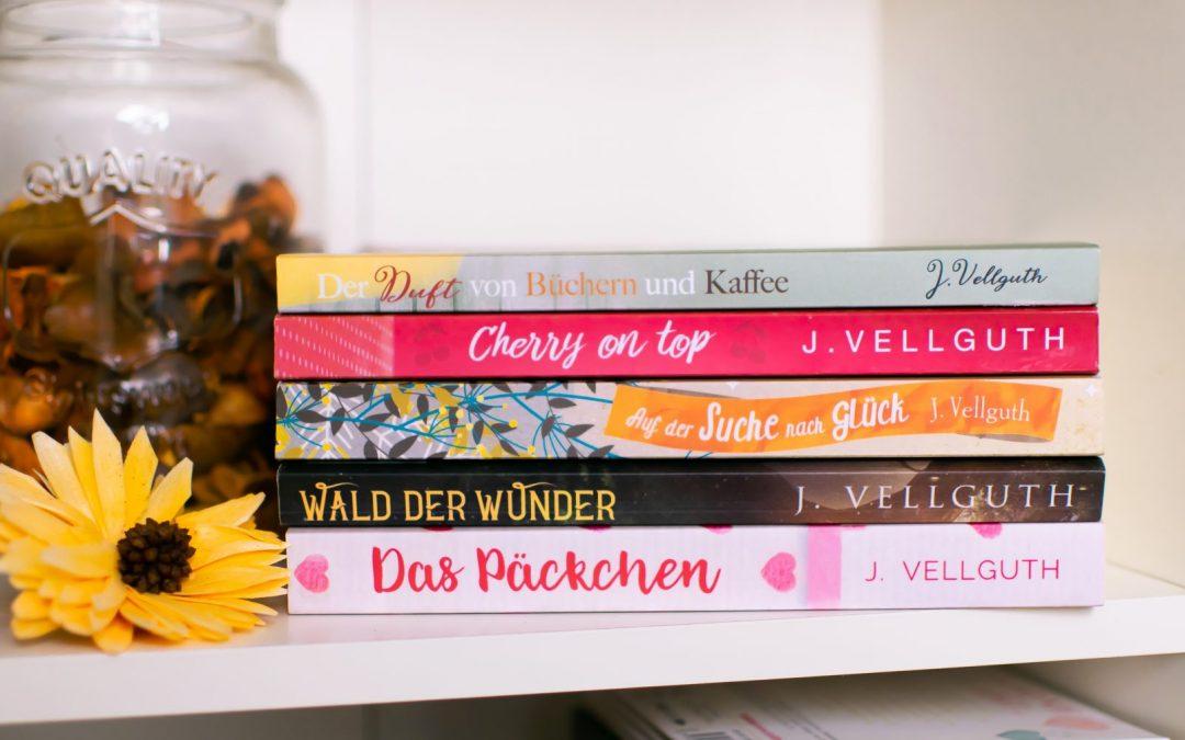 Fünf Bücher zum Verlieben