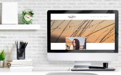 Meine neue Webseite